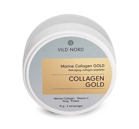 Marine Collagen Gold 10g, VILD NORD